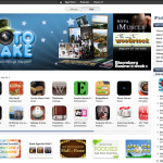 iTunes App Store iPad 